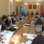 Лидеры НКО обсудили новый законопроект.